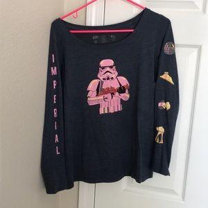 NEFF Star Wars Imperial Stormtrooper Long Sleeve